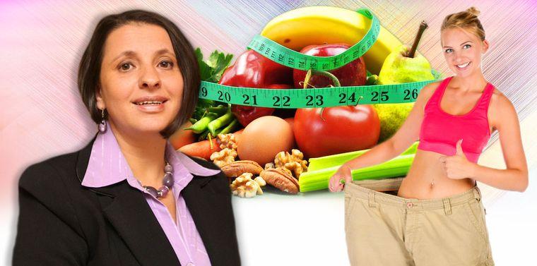 Lygia Alexandrescu dezvăluie secretul dietei eficiente! Ce trebuie să facă fiecare om pentru a scăpa de kilogramele în plus