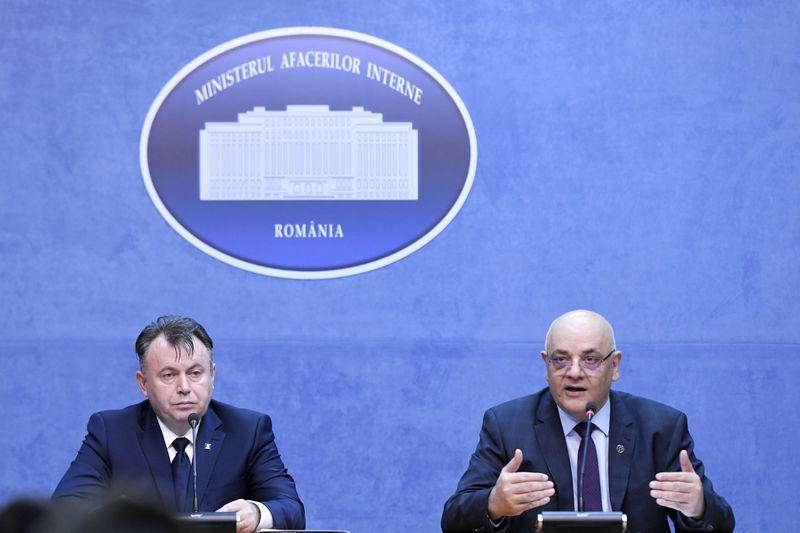 """Raed Arafat, Alexandru Rafila și Marcel Ciolacu, întâlnire crucială pentru  prelungirea stării de urgență în România: """"După 15 iunie..."""""""