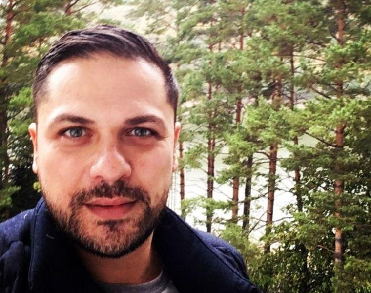 Augustin Viziru de la Survivor România a devenit tată. Primele imagini cu Maria, fetița actorului