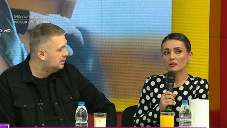 Bianca Rus a mărturisit că l-ar înșela pe Ștefan Farrell