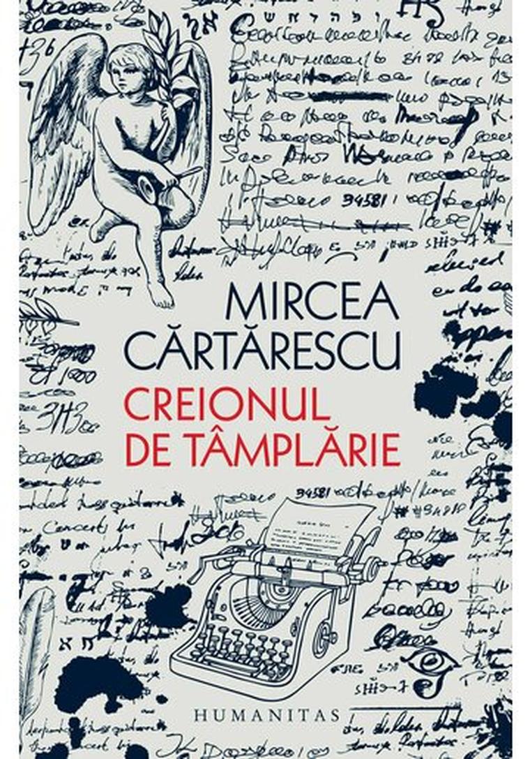 Vara aceasta te indemnam sa citesti noua carte a lui Mircea Cartarescu: Creionul de Tamplarie!