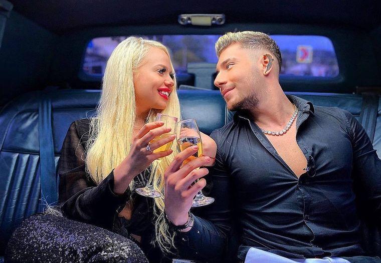 """""""De azi ești doamna Albu!""""- concurenții Philip și Berna din cadrul emisiunii Puterea Dragostei fac declarații despre logodnă"""