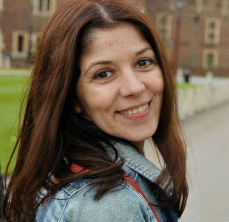 Fosta soție a lui Răzvan Simion, mesaj subliminal