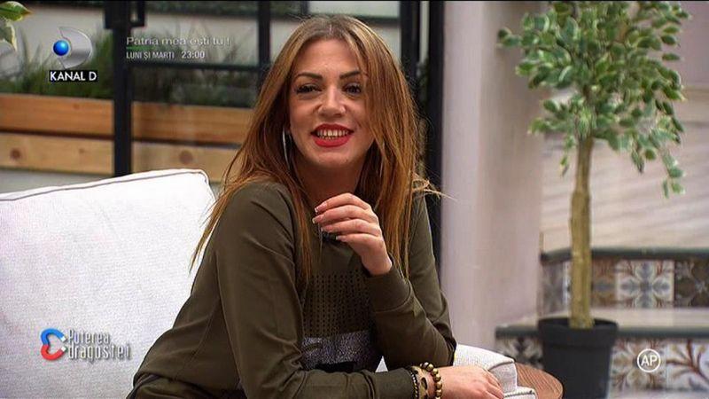 Andreea Oprica se întoarce la Puterea dragostei! Anunțul de ultimă oră al fostei concurente