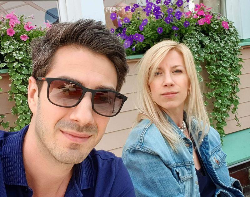 Cine este Tiberiu Argint, noul iubit al Andreei Bălan