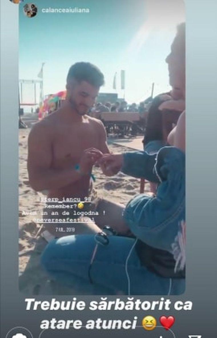 Iancu Sterp de la Survivor România este logodit? A făcut marele anunț