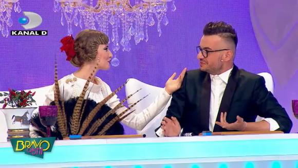 "Discutii acide intre Iulia Albu si Razvan Ciobanu: ""Ti-am ramas datoare cu o replica pentru mai devreme!"""