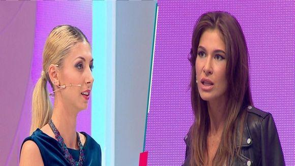 """Cristina Mihaela o pune la punct pe Cristina: """"Mi se pare nepotrivit din partea ta sa ne raspunzi asa dupa ce te laudam!"""" De la o remarca pana la o cearta in toata regula nu a fost decat un pas"""