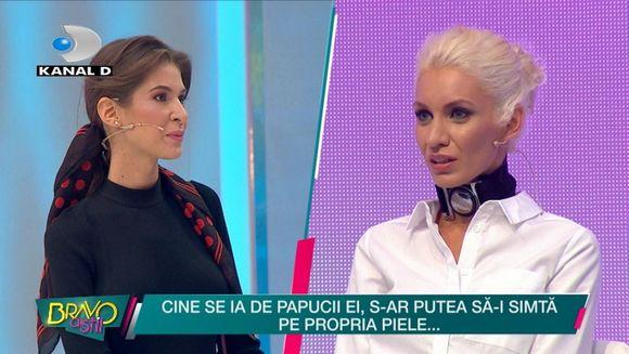 """Cristina Mihaela si Alina, sageti otravite: """"In viata, oamenii fac ceva pentru mine, nu ma duc sa curat pe undeva!"""""""