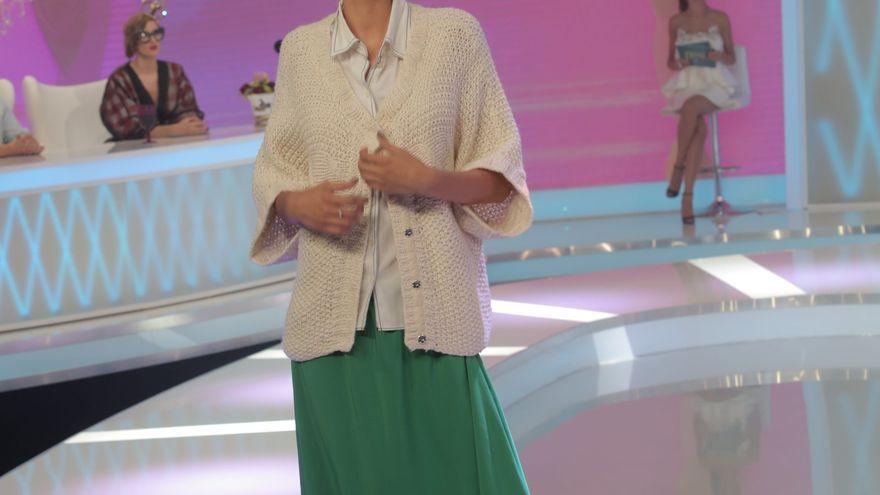 "Cristina a vrut o tinuta de inspiratie country, insa juratii i-au desfiintat fiecare piesa vestimentara: ""Zici ca esti Suellen de Chitila!"""