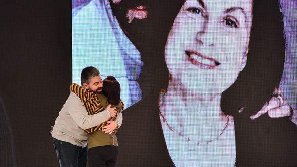Moment emotionant la ''Bravo, ai Stil!''! Mama lui Maurice Munteanu i-a facut o surpriza si a aparut in platou