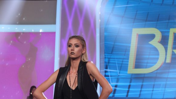 "Cristina a impresionat juratii ""Bravo, ai stil!"": ""Esti pe drumul cel bun, te-ai schimbat total!"""