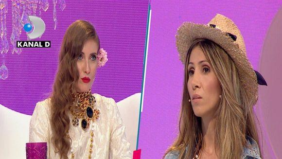 """Iulia Albu si Silvia, conflict deschis in cadrul show-ului """"Bravo, ai stil!"""" Replicile dintre cele au fost pline de venin: """"Eu cred ca sunt mai buna decat celelalte""""  """"Cred ca ai un cearceaf pe tine!"""""""