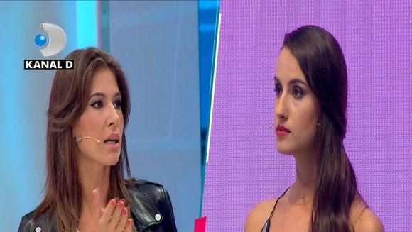 """Cristina Mihaela, comentarii rautacioase la adresa colegelor ei, Cristina si Andreea: """"Pentru mine nu conteaza ce spuneti voi, nu trebuie sa va ascult!"""" Are concurenta o atitudine nepotrivita fata de colegele ei?"""
