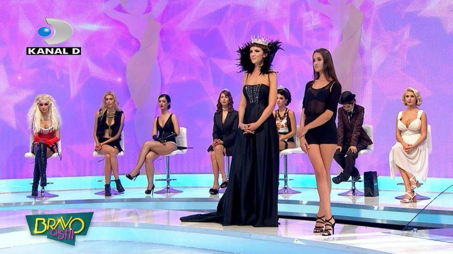 """Daniela si Andreea, propuse spre eliminare! Juriul a decis care va ramane in show-ul """"Bravo, ai stil!"""""""