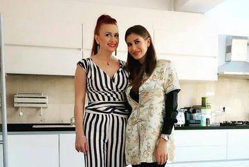 """Cristina Mihaela, o casa de vis! Vedeta rubricii """"Secrete intre fete"""" are cel mai surprinzator element in interiorul locuintei! Uite cum arata duplexul finalistei """"Bravo, ai stil!"""" si ce priveliste frumoasa are din biroul ei"""