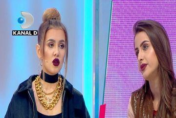 """Cel mai dur conflict de pana acum intre Iuliana si Emiliana:""""Tu te imbraci cu hainele altor persoane si nu iti faci singura styling-ul!""""/""""Tu NU gandesti, tu stai la sucuri, in mall-uri. Ma enervezi la culme, nu te lega de mine!"""" CINE e persoana care le aj"""