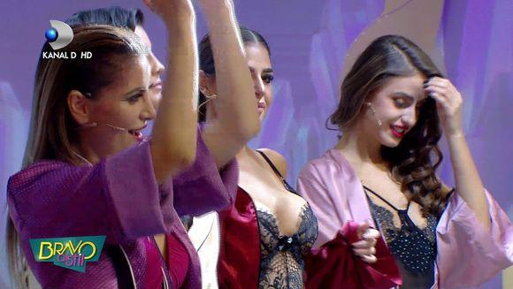 Gala 8 (sezonul III), din 21 octombrie 2017