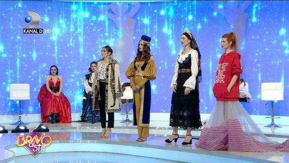 Cine s-a calificat pe primul loc in gala ''Bravo, ai stil'' si cine a parasit competitia!