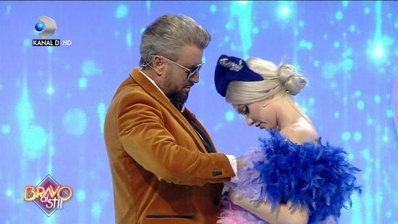 Bianca, moment controversat in gala: ''Serpoaico, nu te mai inghesui cu Botezatu acolo''