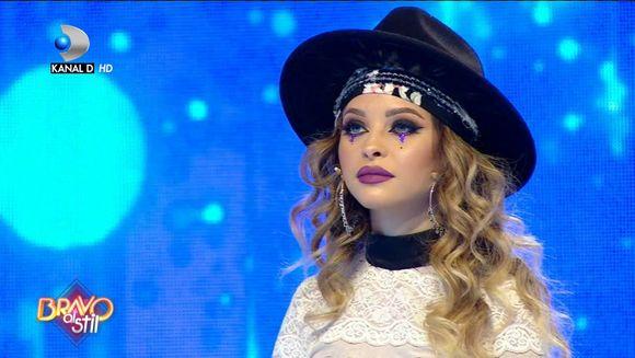 Valeria sparge gheata in gala ''Bravo, ai stil!''. Ce note a reusit sa obtina