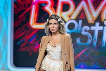 Raluca Badulescu nu s-a mai abtinut! Ce i-a spus Elenei cand a vazut-o imbracata toata in maro