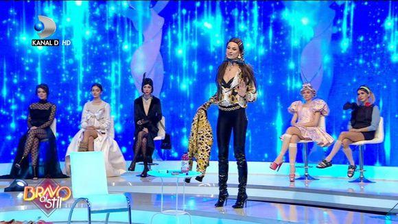 Irina a dat cu mopul si a dansat, dar a reusit sa ii impresioneze pe jurati?