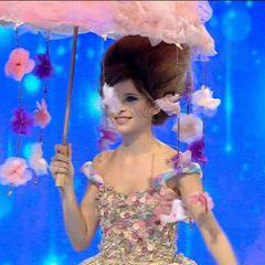 Valeria, pe placul juratilor: ''Ai cel mai bun moment din seara aceasta''
