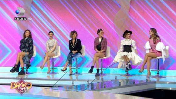E oficial! Cristina Mihaela este din nou concurenta cu drepturi depline la ''Bravo, ai stil!''?