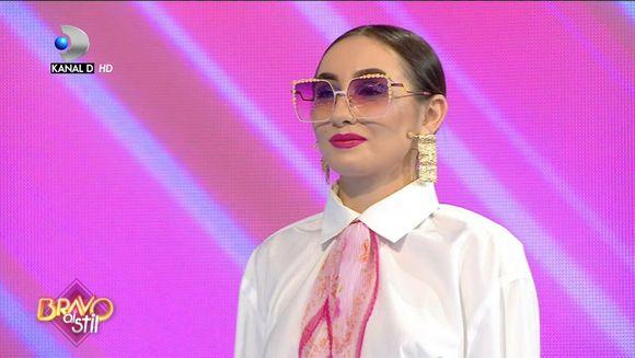 Ce au spus juratii despre tinuta Nadinei: ''Este evident ca ai stilista!''