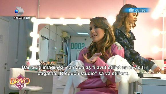 Concurentele sar pe Cristina Mihaela! Acuzatii grave: ''A avut stilist in primul sezon''