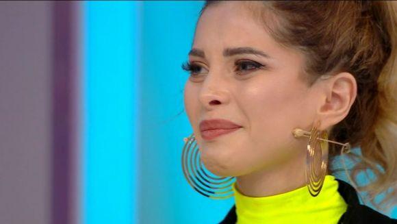 """Valeria, in lacrimi! Afla ce anume i se va intampla concurentei si ce reactii va starni in platoul """"Bravo, ai stil!"""", in aceasta seara, de la ora 23:00, la Kanal D!"""