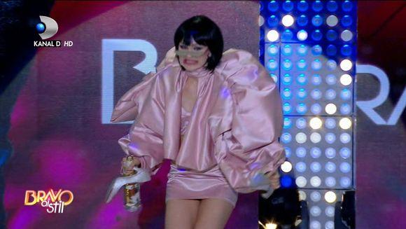 Bianca, moment inedit in gala ''Bairam''. Ce au spus juratii despre tinuta ei!