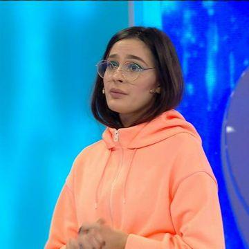 Natalia vine, din nou, nepregatita in gala: ''Ce este cu bataia asta de joc?''