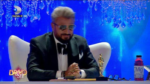 Catalin Botezatu a primit un Oscar! Cine este concurenta care l-a premiat?