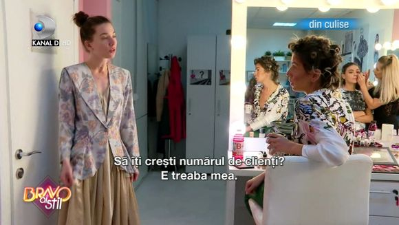 Corina o scoate din minti pe Elena: ''Iti faci prea multa reclama, Elena''