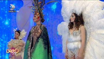 """Nadina sau Cristina Zlotii? Cine a fost eliminata de la """"Bravo, ai stil!"""""""