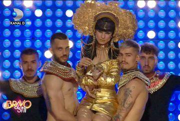 Irina, aparitie incredibila in gala: ''M-ai lasat fara cuvinte''