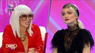 """Raluca Badulescu, mesaj dur pentru Bianca: """"Din toate cele cinci sezoane Bravo, ai stil!, cred ca esti cea mai impertinenta concurenta!"""" Afla ce reactii se vor starni in platou, in aceasta seara, de la ora 22:30, la Kanal D!"""
