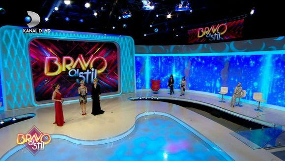Ce s-a intamplat in gala ''Bravo, ai stil''? Elena, in lacrimi