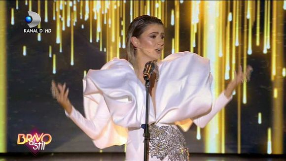 Elena, laude incredbile din partea juratilor in Marea Finala: ''Esti perfecta''