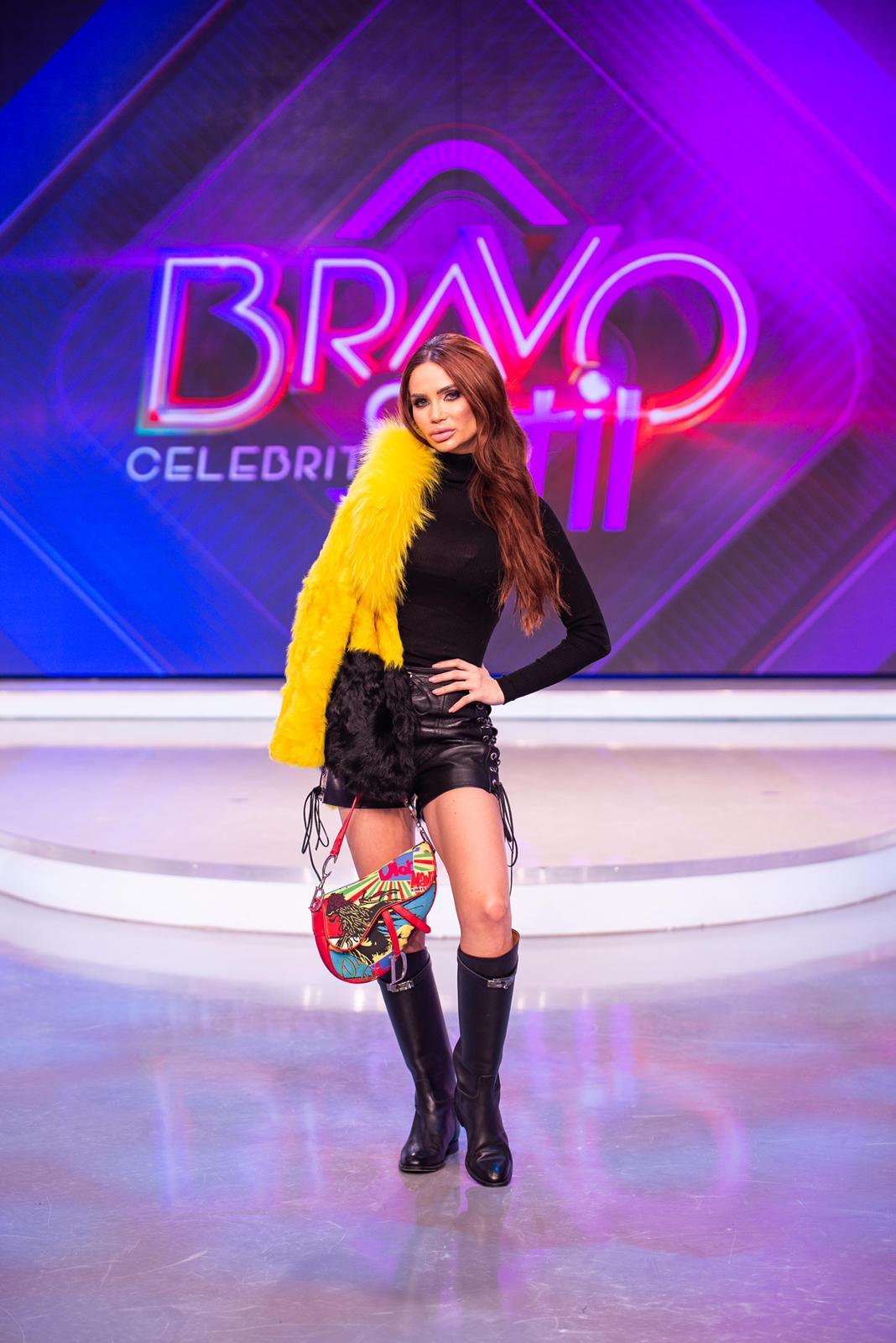 Maria Ilioiu Bravo ai stil!