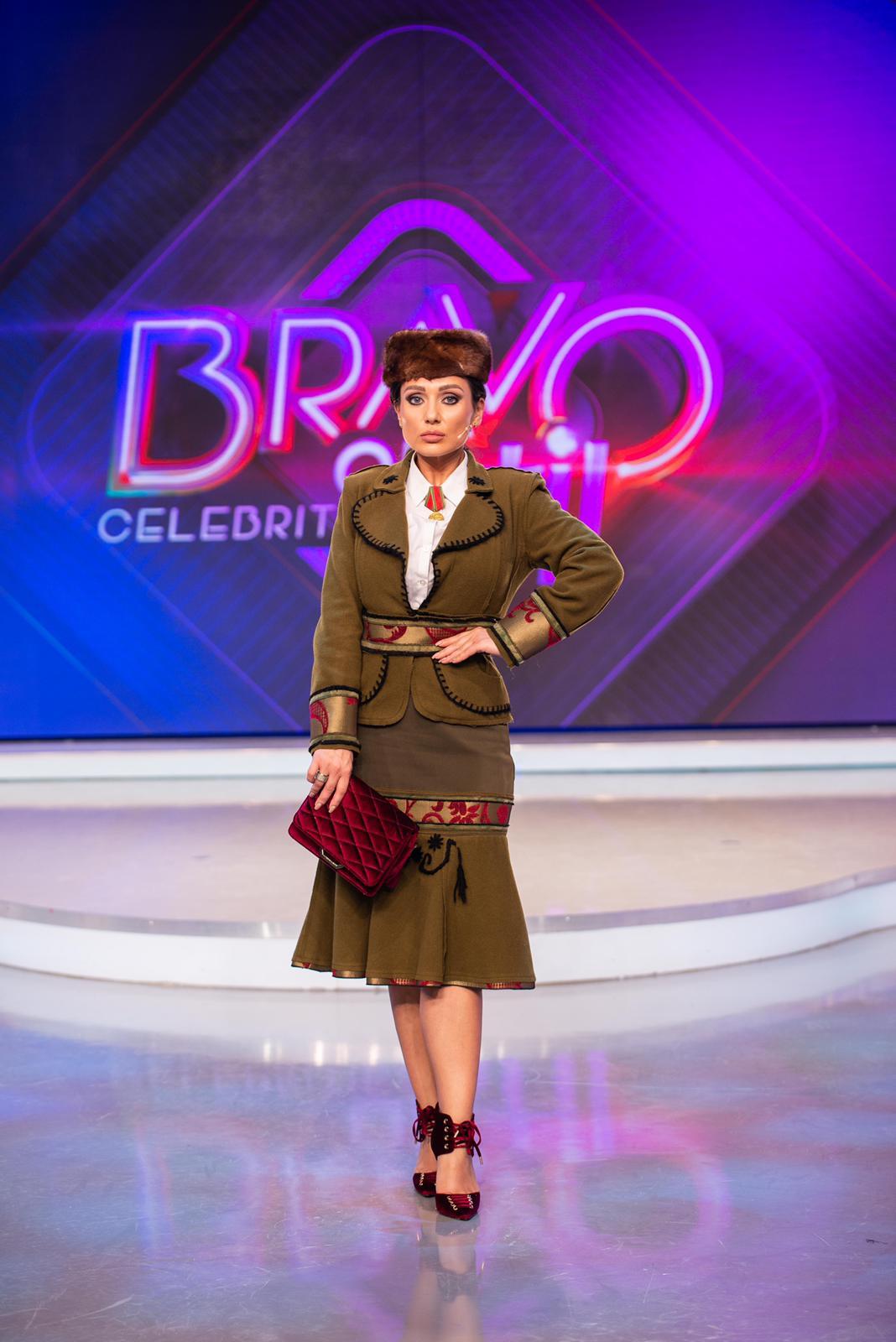 Bianca Rus Bravo ai stil!