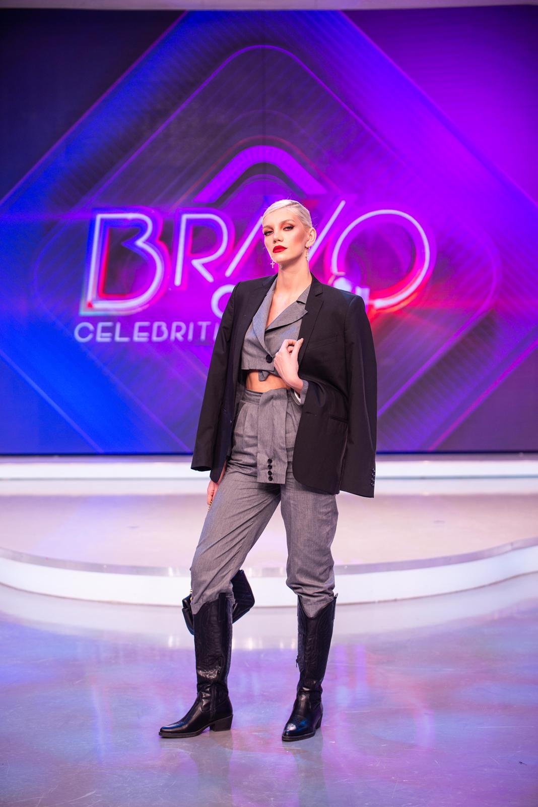 Bianca Giurcanu Bravo ai stil!