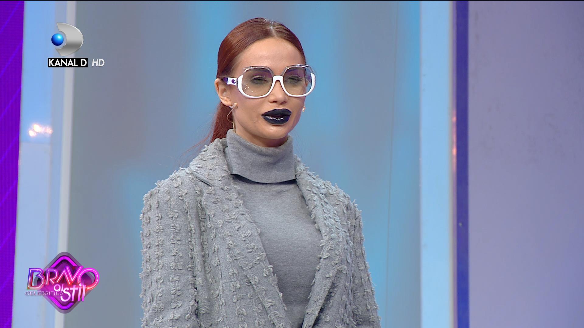 Scandal! Maria Ilioiu socheaza juriul de la Bravo, ai stil Celebrities si o scoate din minti pe Tonciu