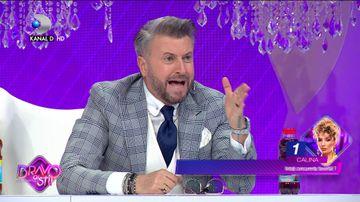 """Catalin Botezatu in pragul unei explozii nervoase! O concurenta l-a scos din minti pe jurat: """"Esti obraznica!"""""""