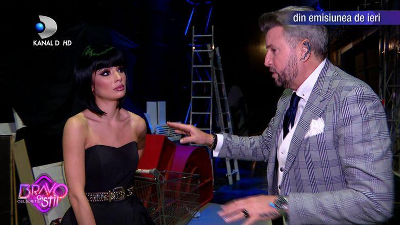 De ce a refuzat Calina Dumitrescu sa vina in emisiune? VIDEO cu imagini din culise in care se vede TOT