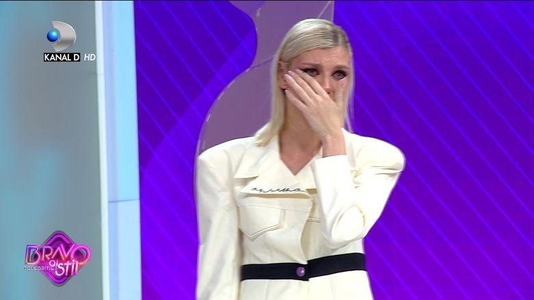 Bianca Giurcanu a izbucnit in lacrimi! Ce s-a intamplat in platoul Bravo, ai stil Celebrities?