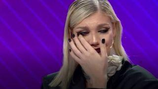 "Bianca Giurcanu, lacrimi si emotii in platoul ""Bravo, ai stil! Celebrities""! Iata ce mesaj i-a transmis iubitul ei!"