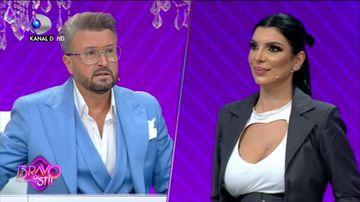 """Catalin Botezatu a luat-o la rost pe Andreea Tonciu: """"Revino-ti! Ce ma deranjeaza la tine e ca..."""" Replica Andreei"""